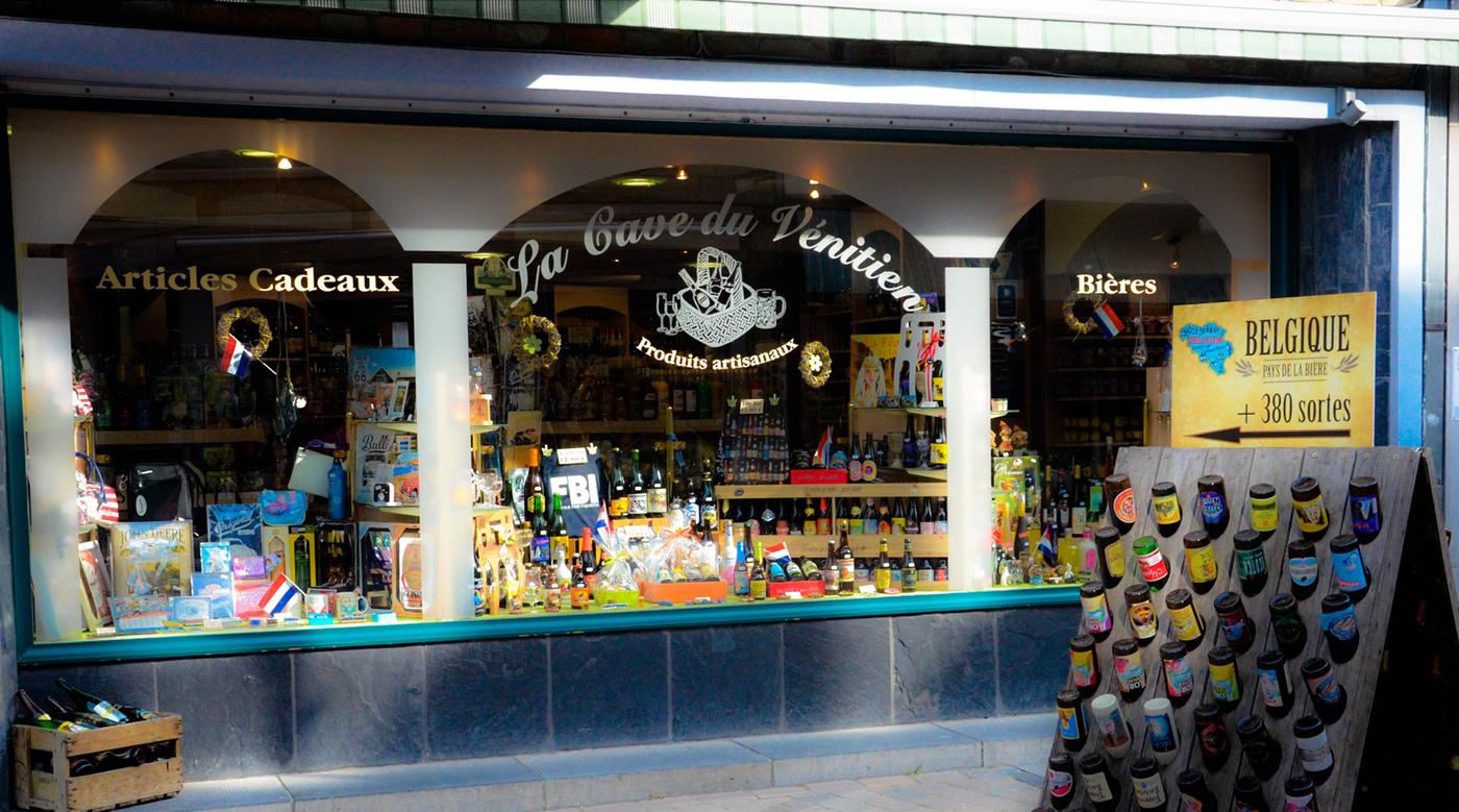La Cave Venitien magasin